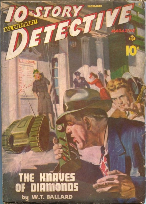 10-Story Detective December 1944