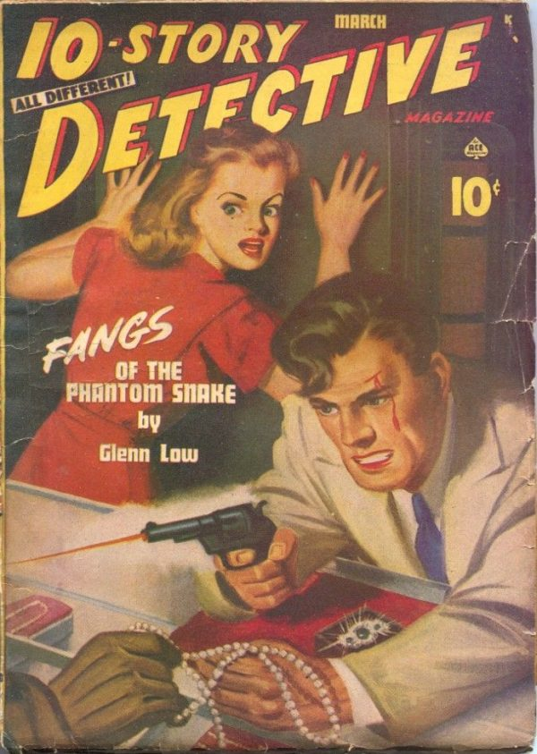 10-Story Detective March 1947