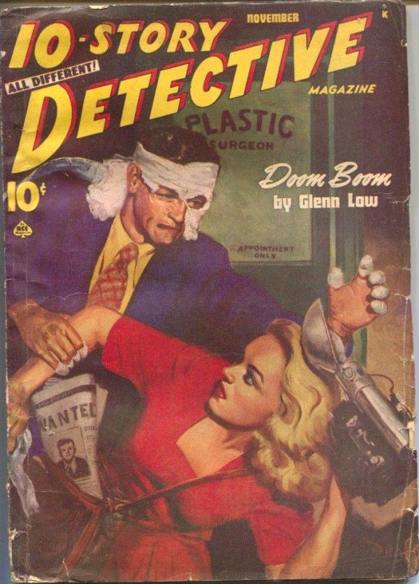 10-Story Detective November 1946