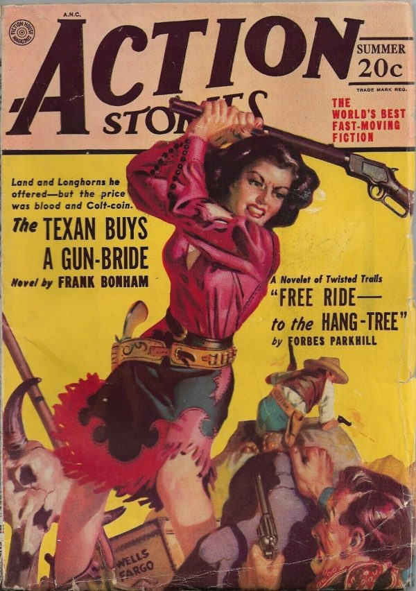 Action Stories Summer 1949