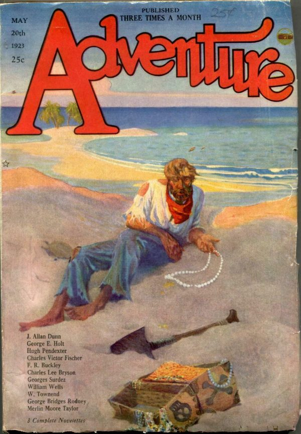 Adventure May 20 1923