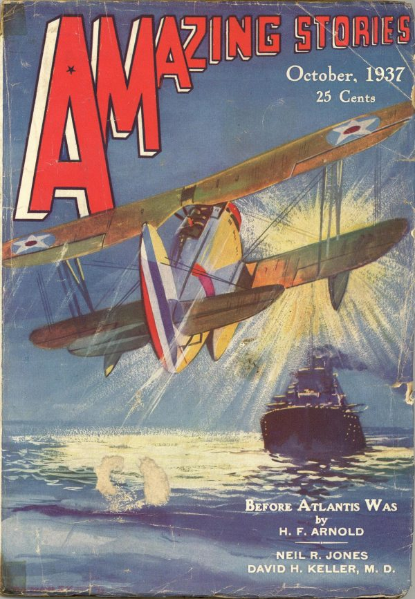 Amazing Stories October 1937