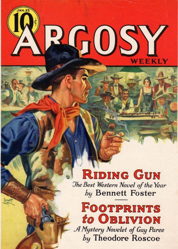 Argosy January 23 1937