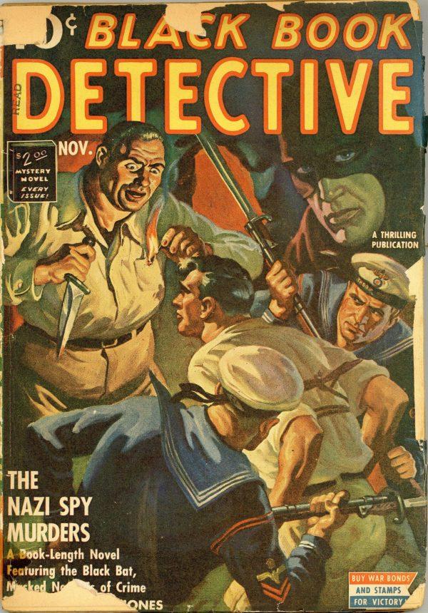 Black Book Detective November 1942