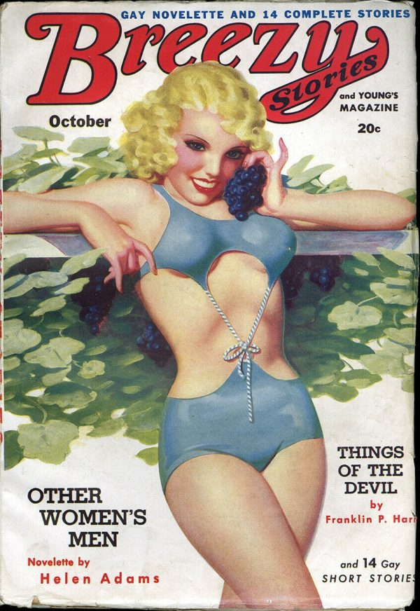 Breezy Stories Oct. 1935
