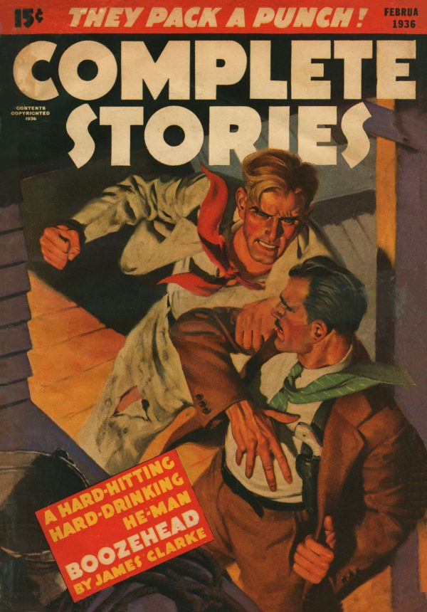 Complete Stories February 1936