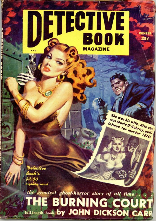 Detective Book Magazine Dec 1952