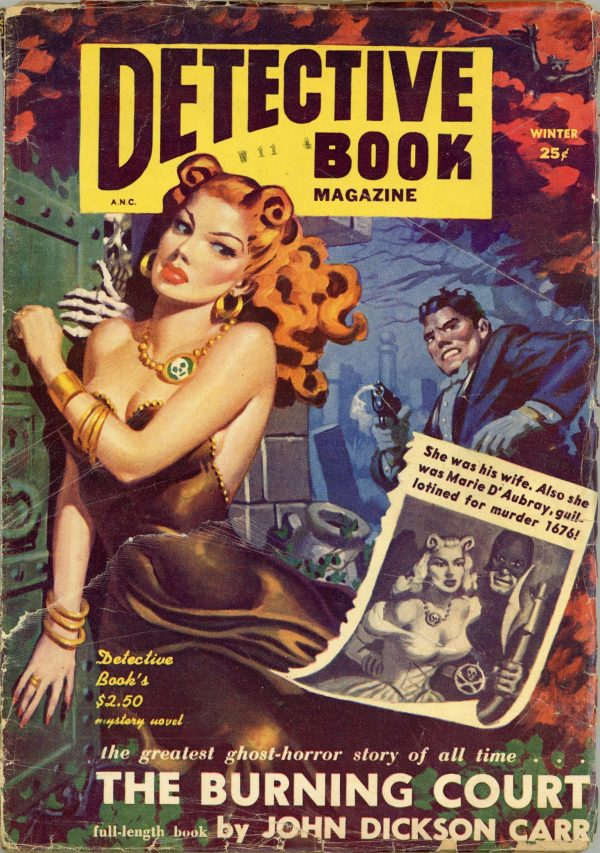 Detective Book Magazine Winter 1952