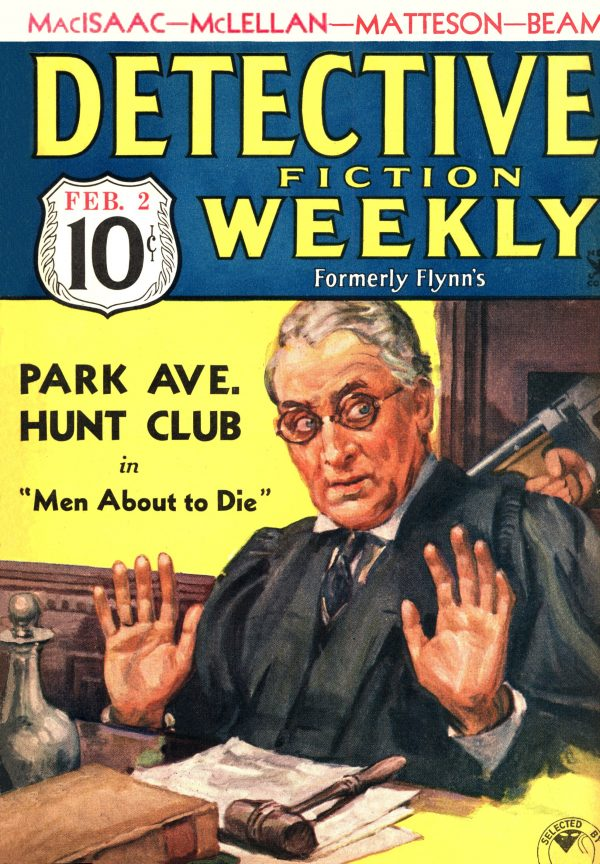 Detective Fiction Weekly February 2, 1935