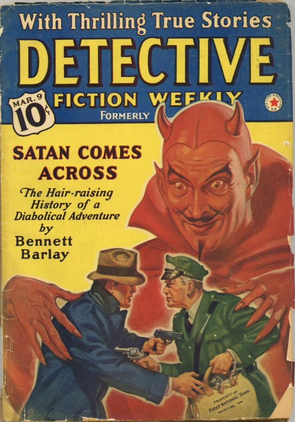 Detective Fiction Weekly March 9, 1940