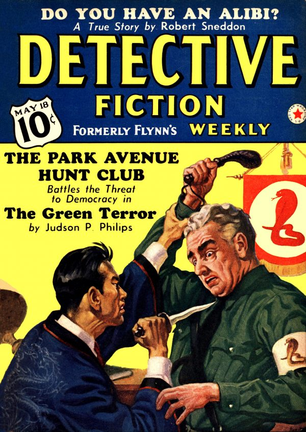 Detective Fiction Weekly - May 18, 1940