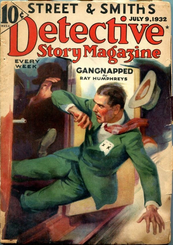 Detective Story July 9 1932