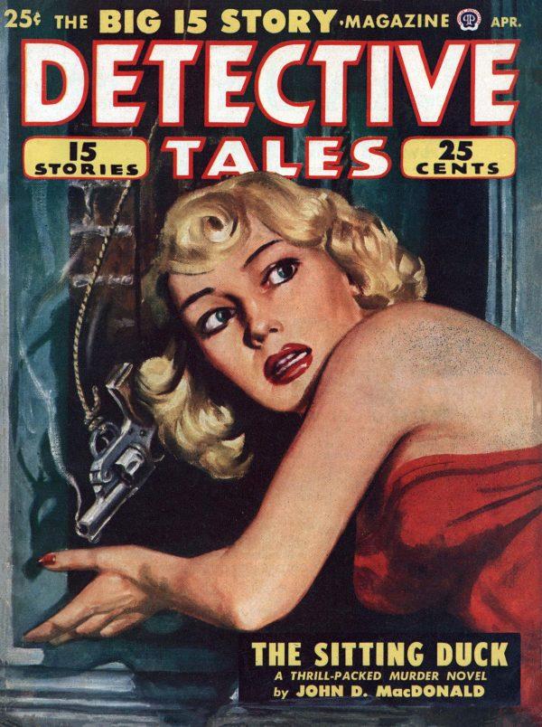 Detective Tales April 1950