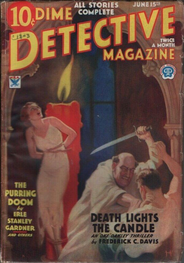 Dime Detective 1934 June 15