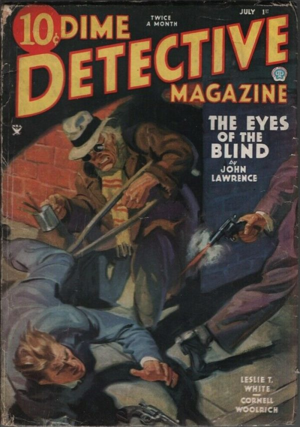 Dime Detective 1935 July