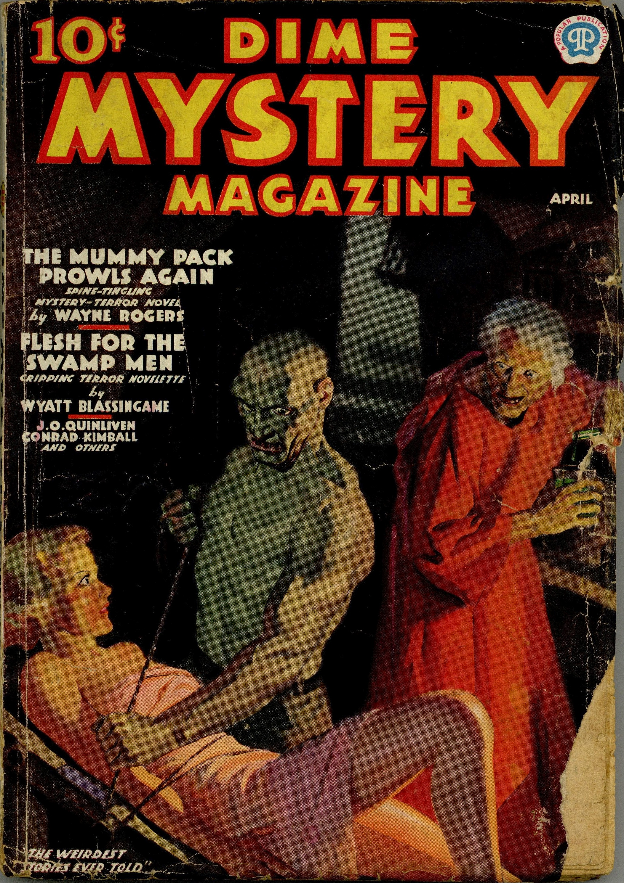 Tom Lovell Pulp Covers