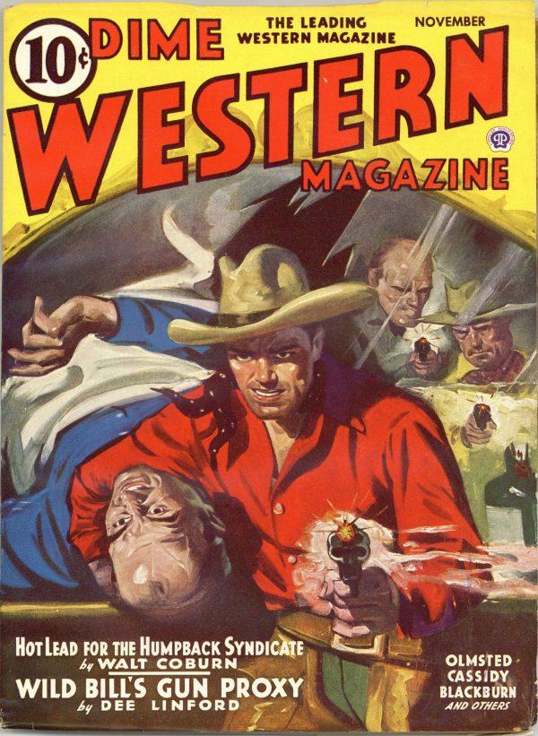Dime Western November 1943