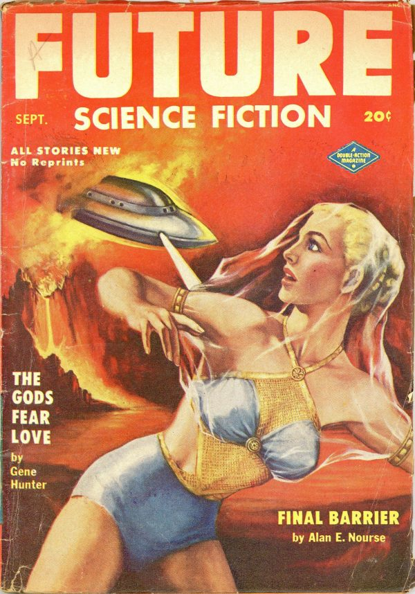 Future Science Fiction September 1952