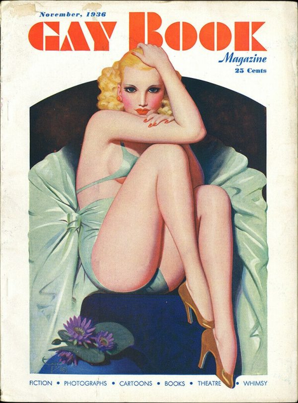 Gay Book November 1936