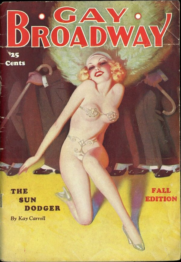 Gay Broadway Fall 1934