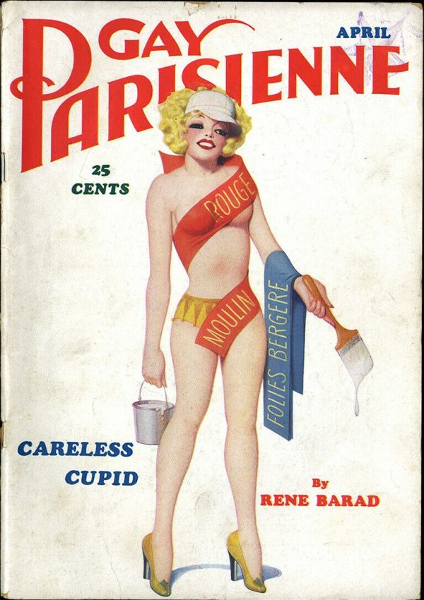 Gay Parisienne April 1938