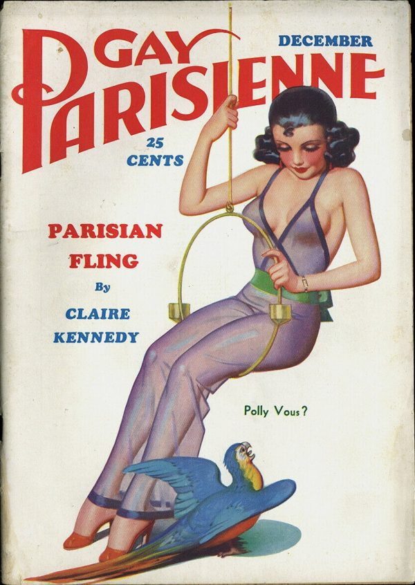 Gay Parisienne December 1935