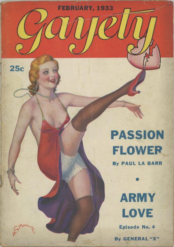 Gayety February 1933