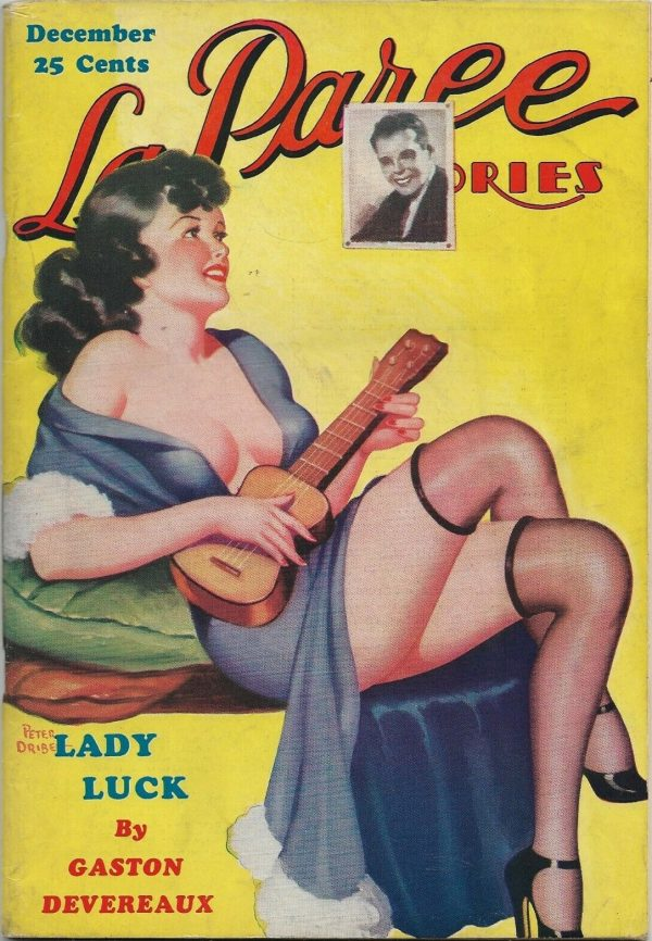 La Paree Stories December 1937