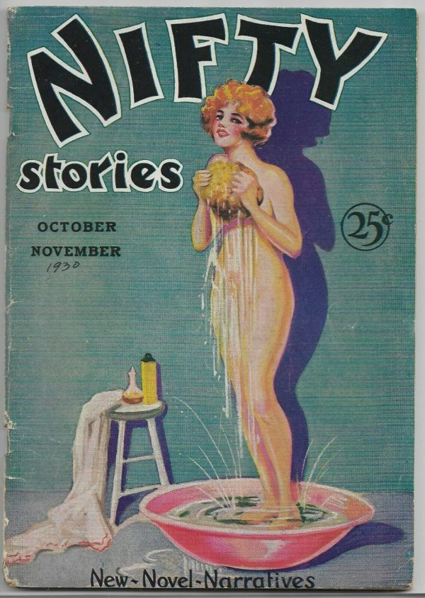 Nifty Stories October-November 1930