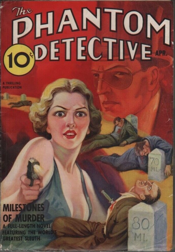 Phantom Detective 1938 April