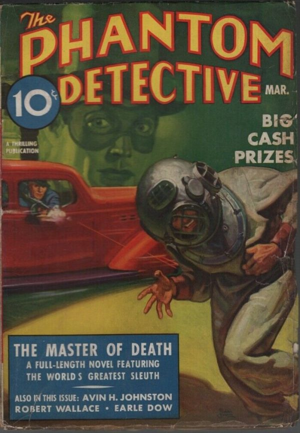 Phantom Detective 1938 March