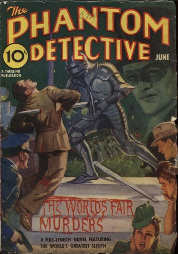 Phantom Detective 1939 June