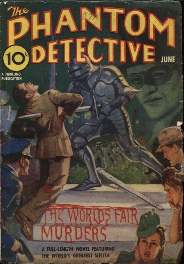 Phantom Detective 1939 June