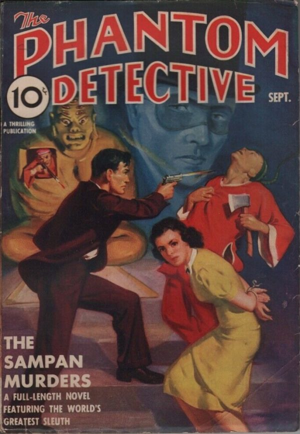 Phantom Detective 1939 September