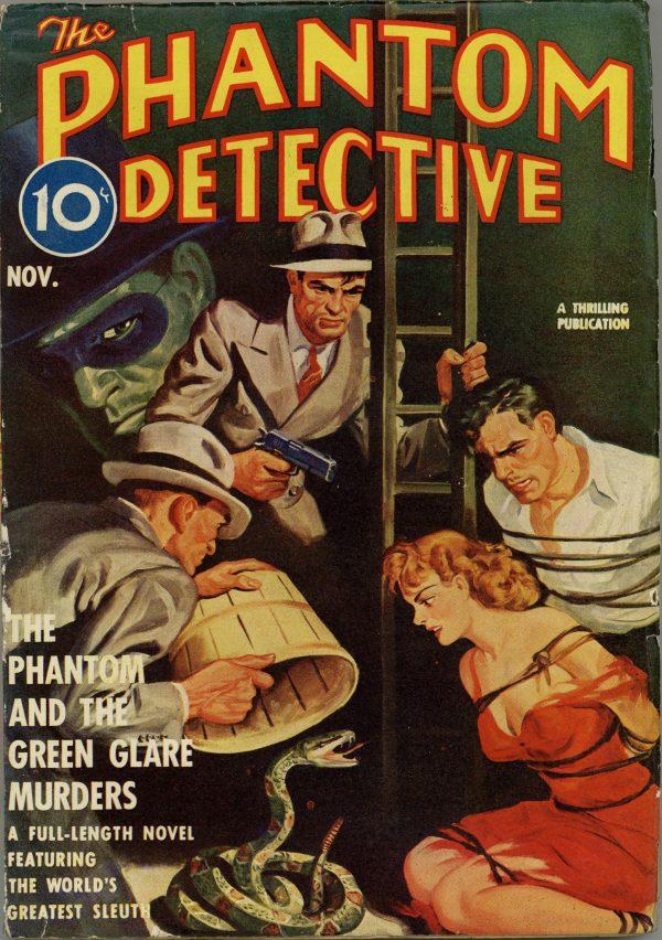 Phantom Detective November 1940