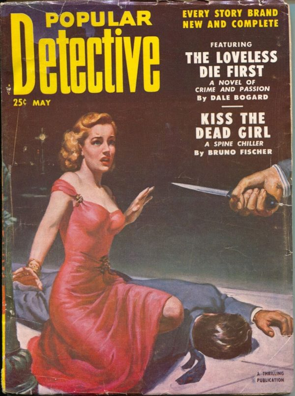Popular Detective May 1952