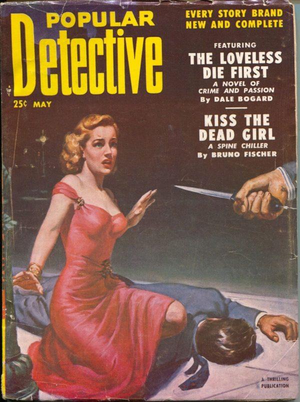 Popular Detective May 1952