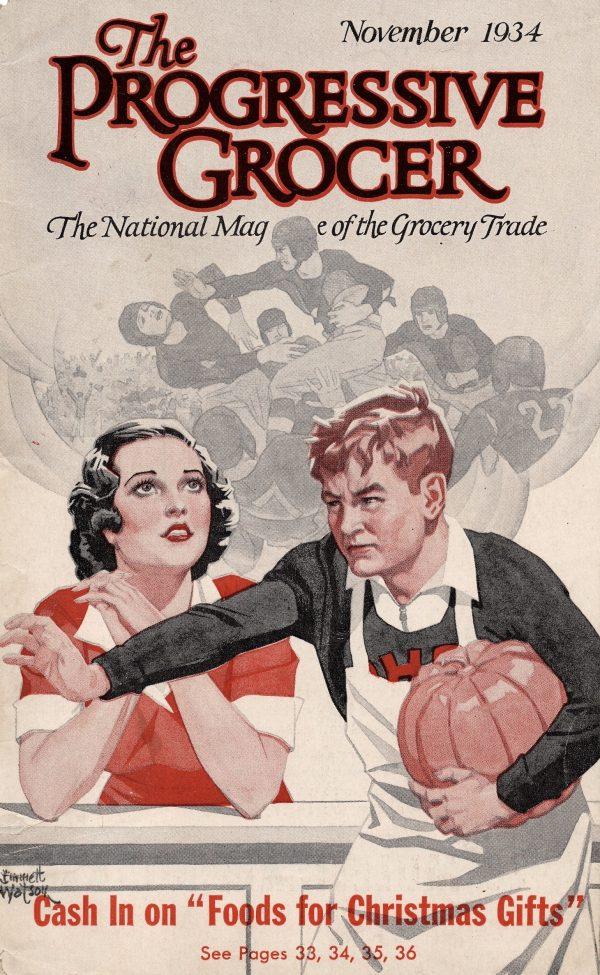 Progressive Grocer November 1934