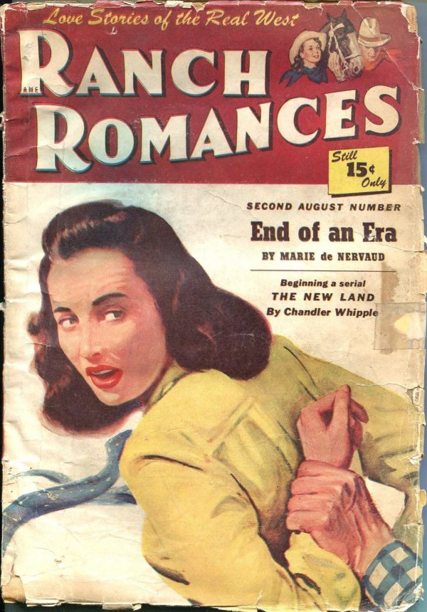 Ranch Romances August 1946