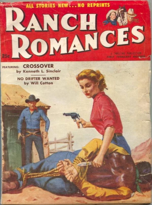 Ranch Romances February 1956