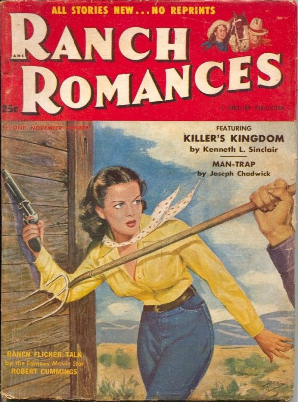 Ranch Romances November 1953