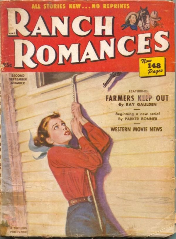 Ranch Romances September 1952