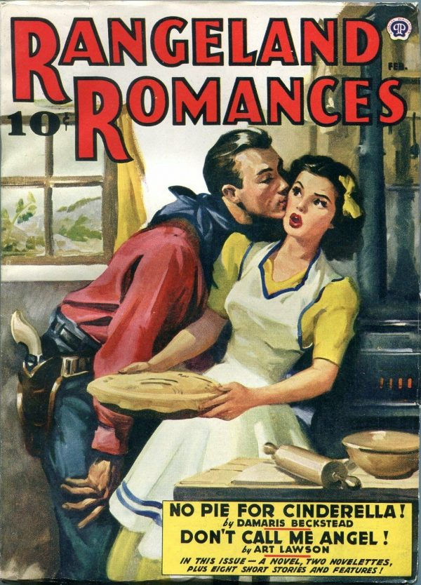 Rangeland Romances February 1942