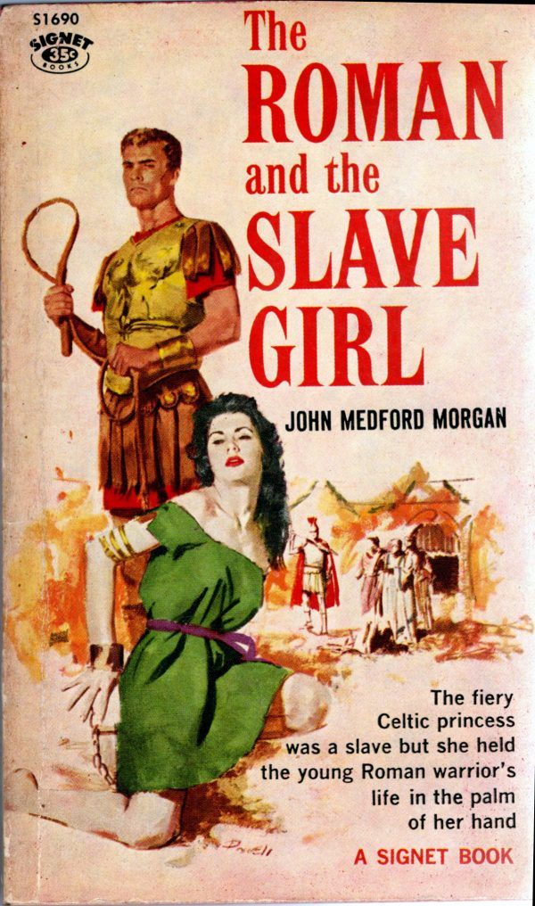 Roman and the Slave Girl John Medford Morgan 001