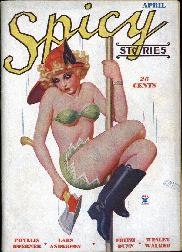 Spicy Stories April 1935