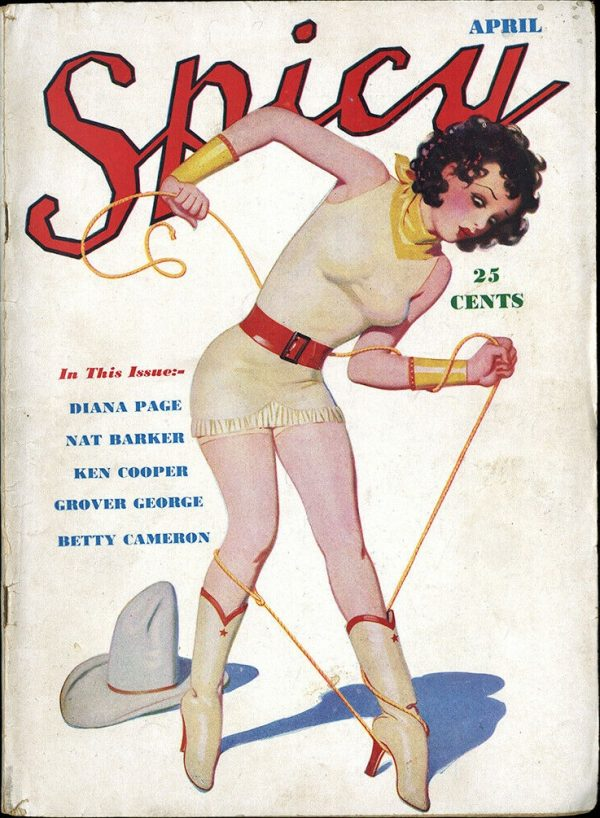 Spicy Stories April 1936