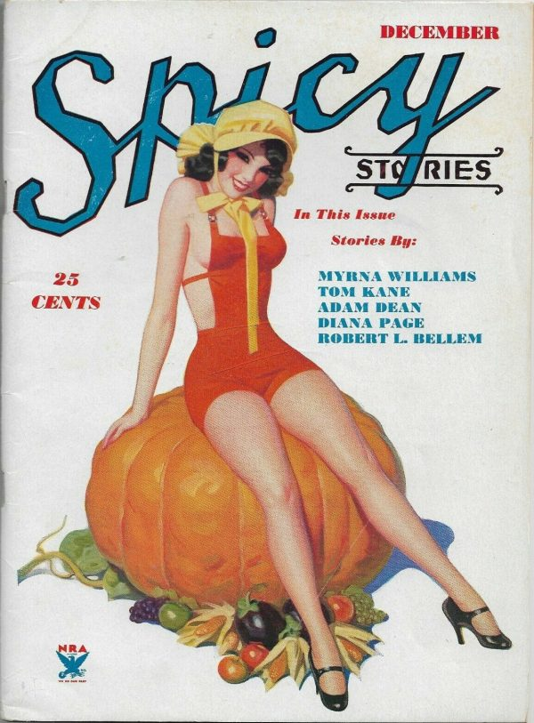 Spicy Stories December 1934