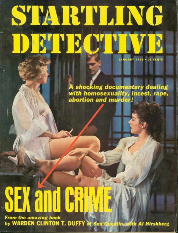 Startling Detective January 1966