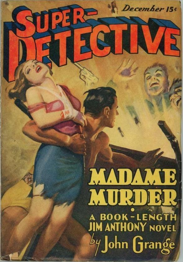 Super Detective December 1940