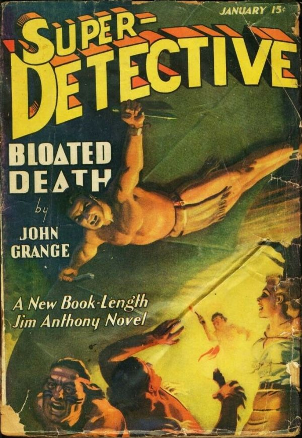 Super-Detective January 1941
